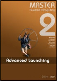 Master Powered Paragliding 2 DVD - Advanced Launching