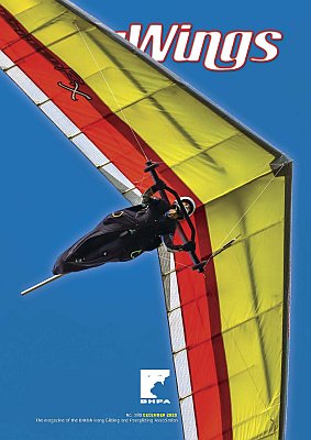 Skywings Magazine Annual Subscription 12 issues